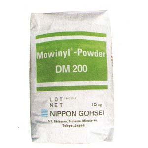 日本合成 可再分散乳胶粉 Mowinyl DM200 防水、抗裂