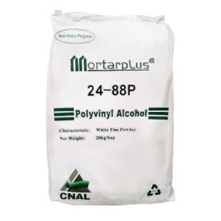 上海中铝 聚乙烯醇 MORTARPLUS 24-88P 防水、腻子、胶水用