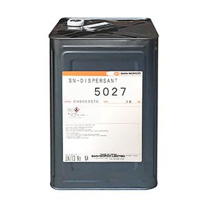 日本诺普科 分散剂 液状 SN-DISPERSANT 5027 (罐装)