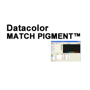 美国德塔 Datacolor MATCH PIGMENT 3.0 工厂用色彩软件
