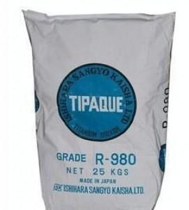 日本石原 TIPAQUE 泰白克 钛白粉 R-980
