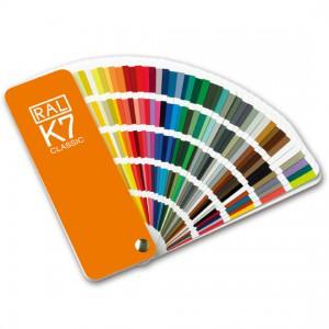 德国劳尔 CLASSIC K7 包含213个经典系列颜色的扇形色卡
