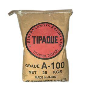 日本石原 TIPAQUE 泰白克 钛白粉 A-100