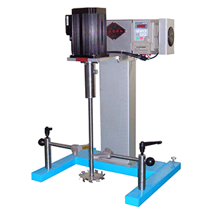 现代环境 WJ-2.2D 直流变速搅拌机(电动升降型)