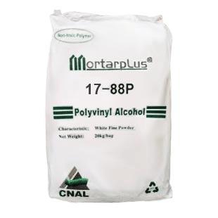 上海中铝 聚乙烯醇 MORTARPLUS 17-88P 防水、腻子、胶水用