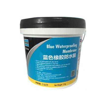 藍色橡膠防水膜